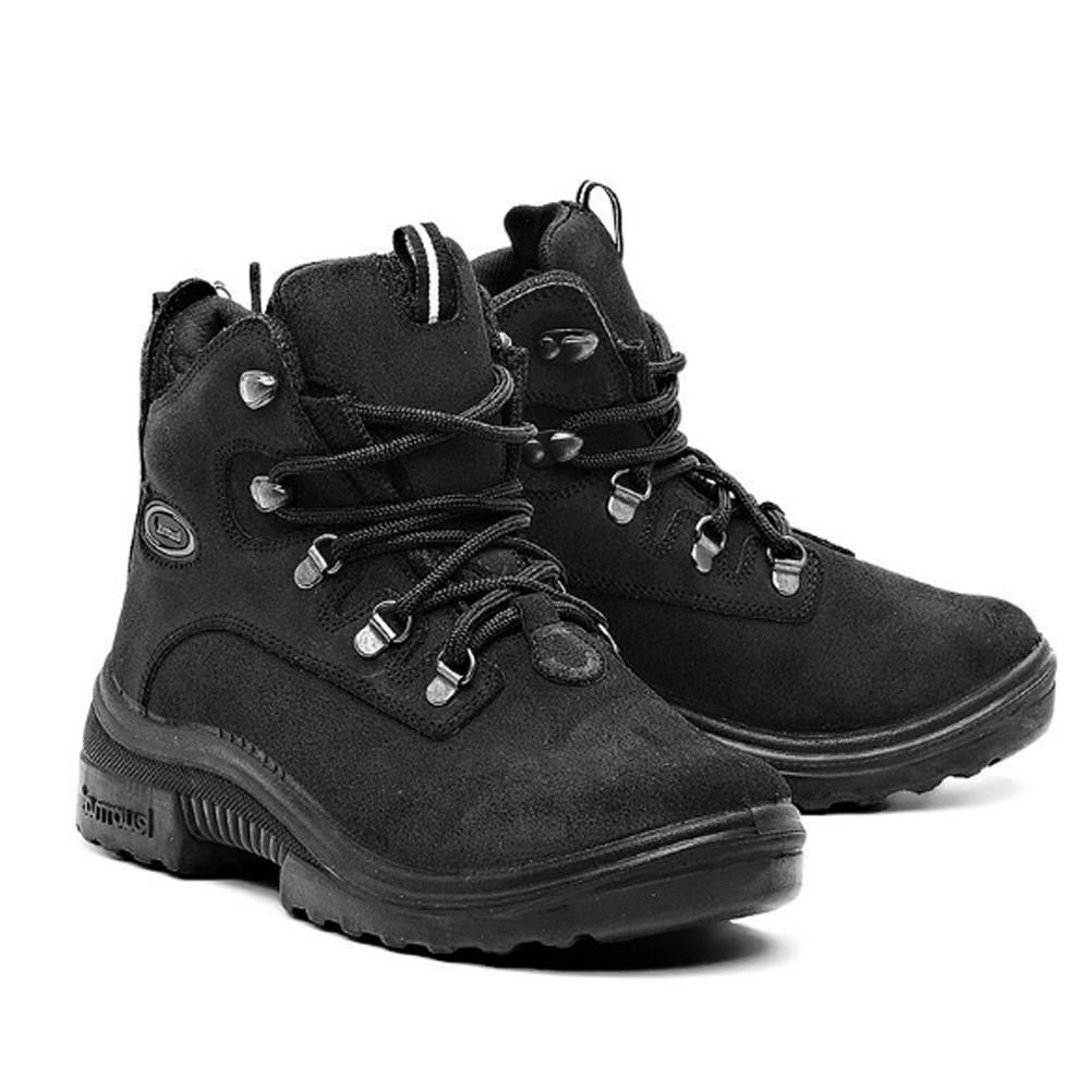 Обувь взрослая Patriot, Black, размер 42