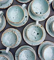Посуда из керамики и фарфора