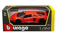 BBURAGO: 1:24 Lamborghini Aventador Coupé