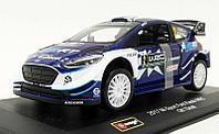 BBURAGO: 1:32 RALLY 2017 M-Sport Ford Fiesta WRC (#2 Ott Tanak)