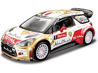 BBURAGO: 1:32 RALLY Citroen WRC 2013  (#1 Sebastien Loeb)