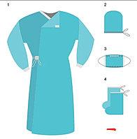 Одноразовый хирургический костюм