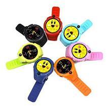 Умные детские часы-телефон с камерой «Smart Baby Watch» Q610 c GPS-приемником (Синий), фото 2