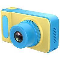Фотоаппарат цифровой детский «Smart Kids Camera V7» (Голубая)