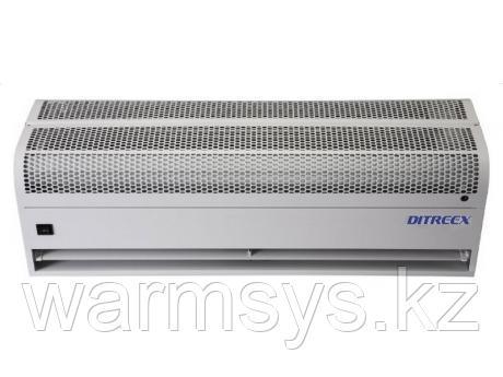 Тепловая воздушная завеса водяным нагревом Ditreex RM-3512-S/Y (17кВт/220В)
