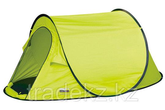 Палатка быстроразборная HIGH PEAK VISION 2, цвет желтый, фото 2