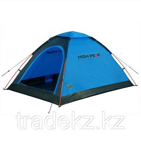 Палатка 4-х местная HIGH PEAK MONODOME XL 4, цвет синий, фото 2