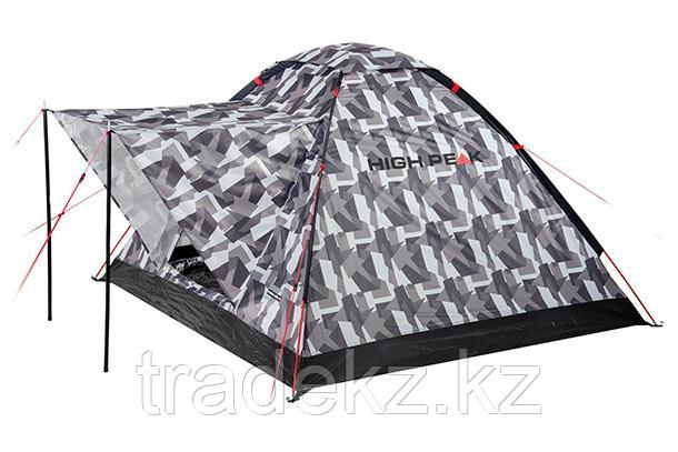 Палатка 3-х местная HIGH PEAK BEAVER 3, цвет камуфляж