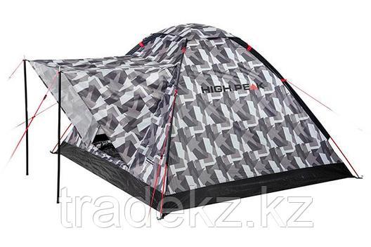 Палатка 3-х местная HIGH PEAK BEAVER 3, цвет камуфляж, фото 2