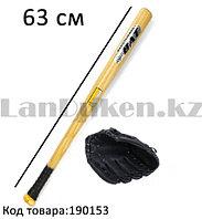 Бейсбольная бита деревянная BAT Chuangxin 63 см