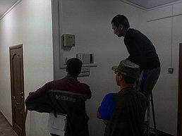 Система IP видеонаблюдения и автоматической пожарной сигнализации на заводе по производству порошка из кобыльего молока 4