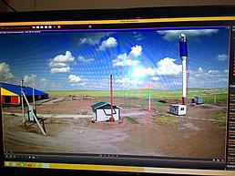 Система IP видеонаблюдения и автоматической пожарной сигнализации на заводе по производству порошка из кобыльего молока 6