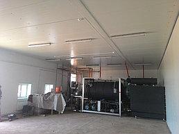 Система IP видеонаблюдения и автоматической пожарной сигнализации на заводе по производству порошка из кобыльего молока 7