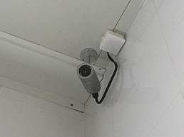 Система IP видеонаблюдения и автоматической пожарной сигнализации на заводе по производству порошка из кобыльего молока 8