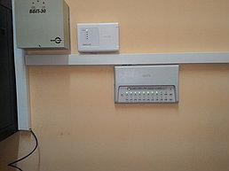 Система IP видеонаблюдения и автоматической пожарной сигнализации на заводе по производству порошка из кобыльего молока 10