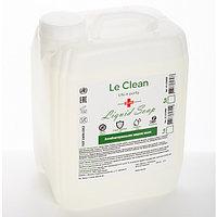 Антибактериальное жидкое мыло Le Clean Liquid Soap 5 л,