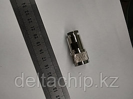 Разъем N-типа папа на кабель RG58