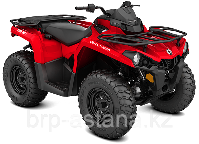 Квадроцикл Can-Am Outlander 450 Красный 2019 INT