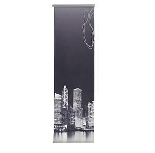 """Штора рулонная """"Сити"""", 50х175 см , цвет монохром"""
