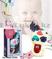Интерактивная детская музыкальная игрушка ключ K999 (82B)