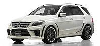Обвес WALD для Mercedes - Benz ML 166