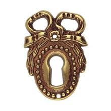 Ключевина *Louis XVI*, 34х48мм, латунь пат.