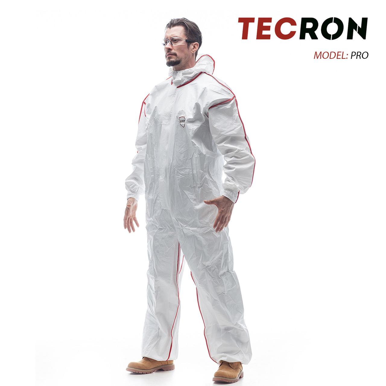 Одноразовые комбинезоны TECRON Pro