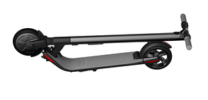 Электросамокат Ninebot KickScooter ES4 Темно-серый, фото 2