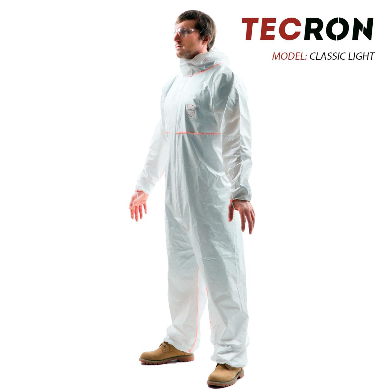 Одноразовые комбинезоны TECRON Classic Light
