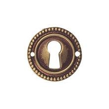 Ключевина *Louis XVI*, D30мм, латунь пат.