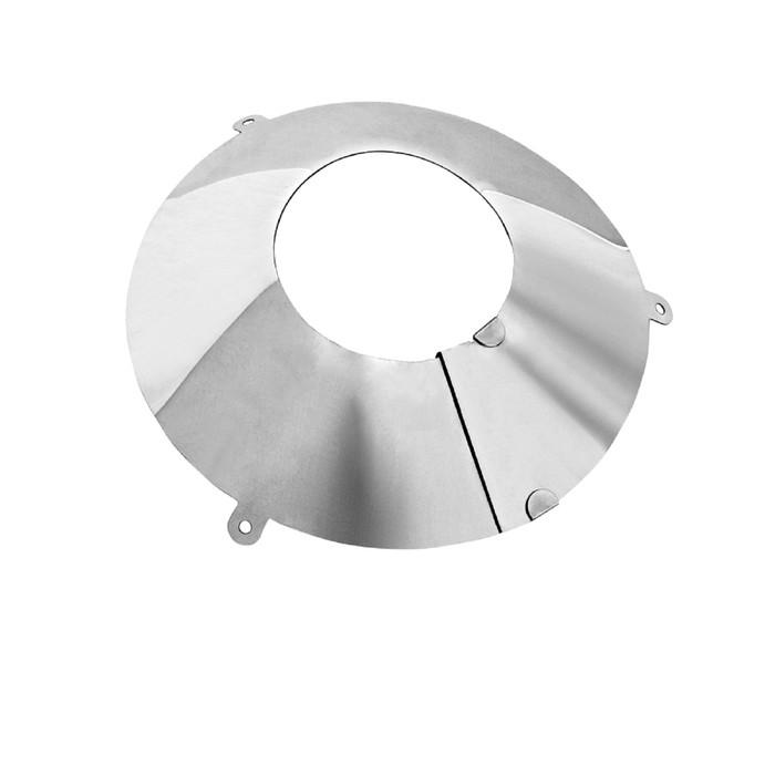 Фланец Феррум нержавеющий 430/0,5 мм, d 160-180 мм