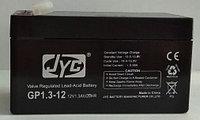Аккумулятор  JYC  12В  1,3Ah