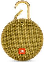 Портативная акустическая система  JBL CLIP 3 желтый, фото 1