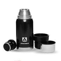 Термос бытовой вакуумный для напитков Арктика 106-1200 (1200мл, Black)