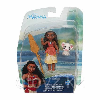 Набор из 2 фигурок: Моана и Пуа из мультфильма Моана B8298