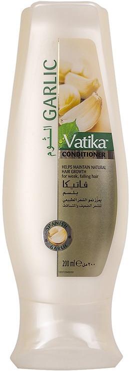 Кондиционер для волос с маслом чеснока