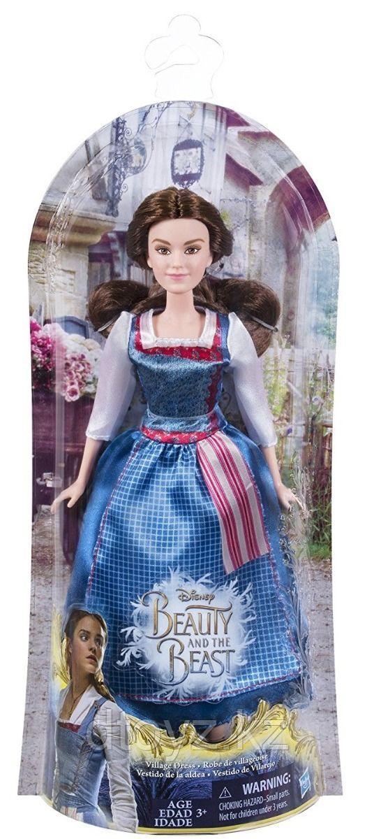 Disney Beauty & The Beast Кукла Бэлль в повседневном платье B9164