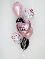 Букет с сердцем #7