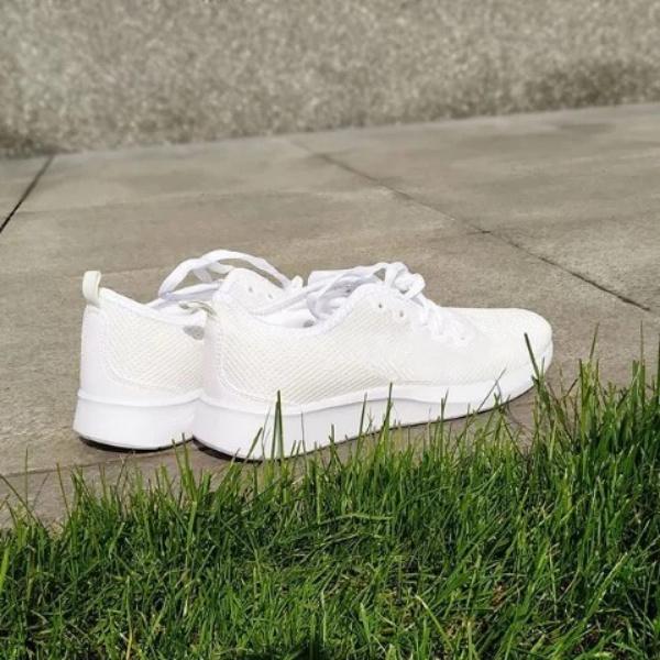 Кроссовки женские белые 36-41 размер