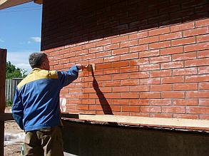 Очистка фасадов зданий и заборов, фото 2