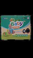 Welgreen Концентрированный детский стиральный порошок Baby Laundry Detergent / 1 кг.
