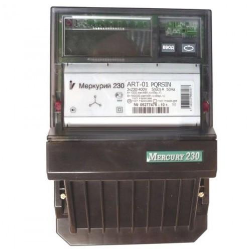 "Эл.счетчик ""Меркурий-230  АРТ -01 3*230/400V 60A 50Hz"