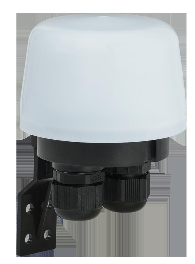 Фотореле ФР 603 макс. нагрузка 2200ВА IP66 белый ИЭК