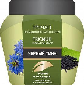 Крем-бальзам для укрепления волос с черным тмином