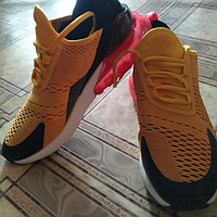 Кроссовки детские желтые 31-36 размер