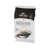 Чипсы Нори Sen Soy из морской водоросли Original, 2,5 г
