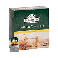 Чай Английский № 1 Ahmad Tea, пакетированный, 100 шт