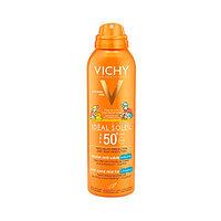 Детский спрей-вуаль антипесок Vichy Capital Ideal Soleil SPF 50+, 200 мл