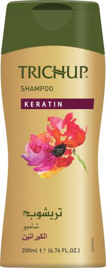 Шампунь для волос с кератином