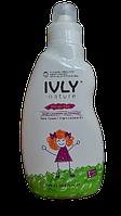 IVLY Nature Гипоаллергенное средство для стирки детской одежды Цветок Тиары и Кокос 1000мл.